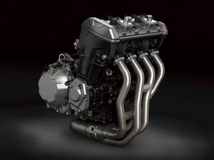 Z1000-Engine